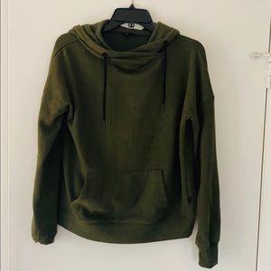 Cotton On Body Cowl Neck Hoodie